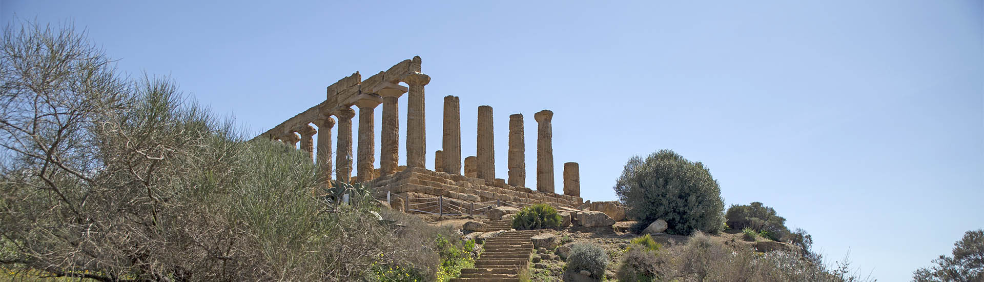 Itineraries Valley of the temples