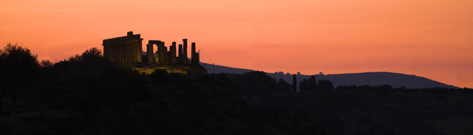 Visite notturne - Valle dei Templi Illuminata