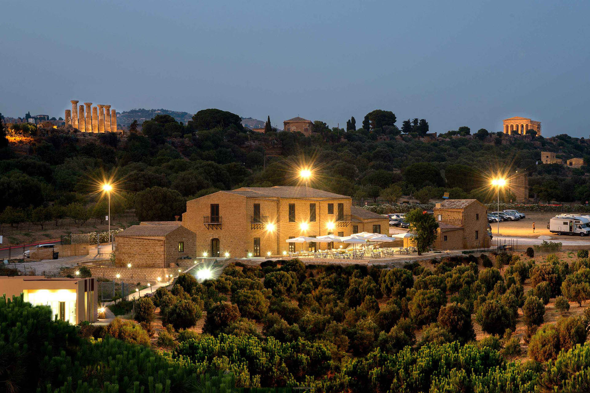 Villa Hera - Agrigento, AG - The Valley of the Temples