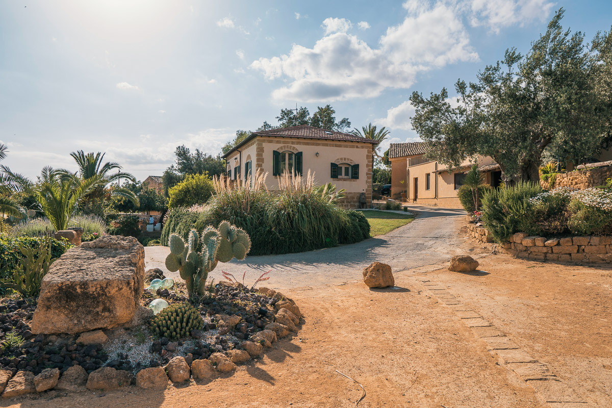 Villa La Lumia B&B Agrigento